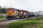 BNSF transfer power, France Yard